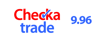 Age UK stairlifts page Checkatrade profile link logo