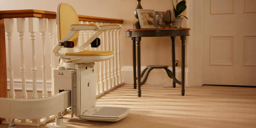 Stairlift safety blog feature image